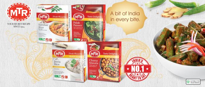 MTR Foods - The Asian Food Factory