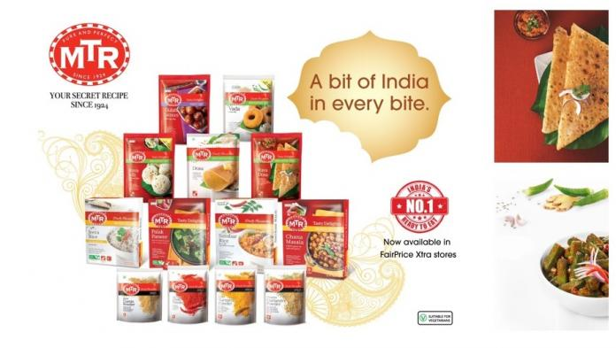 MTR Ready-to Eat range now available in modern retail! - The Asian